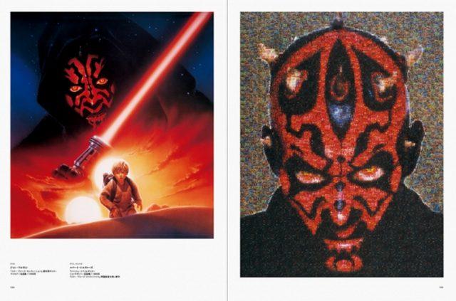 画像3: 世界中のアーティストが手掛けた、エピソードⅣ,Ⅴ,Ⅵ、エピソードⅠ,Ⅱ,Ⅲのポスターを余さず収録!