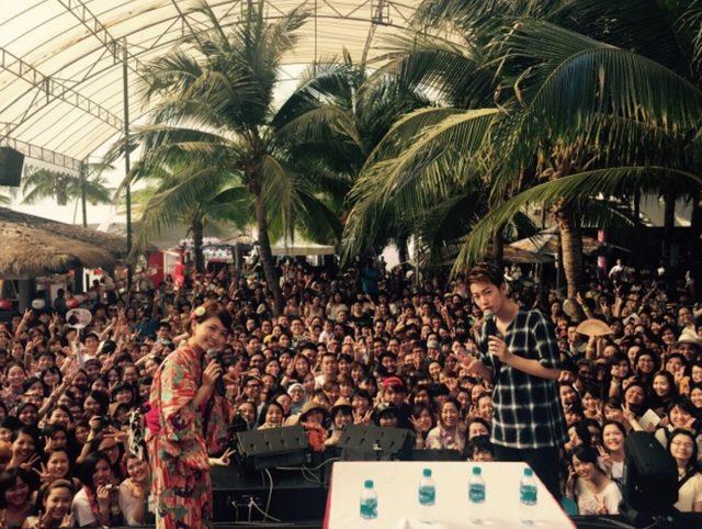 画像2: 東南アジア各国の1000人超のファンが大歓迎!