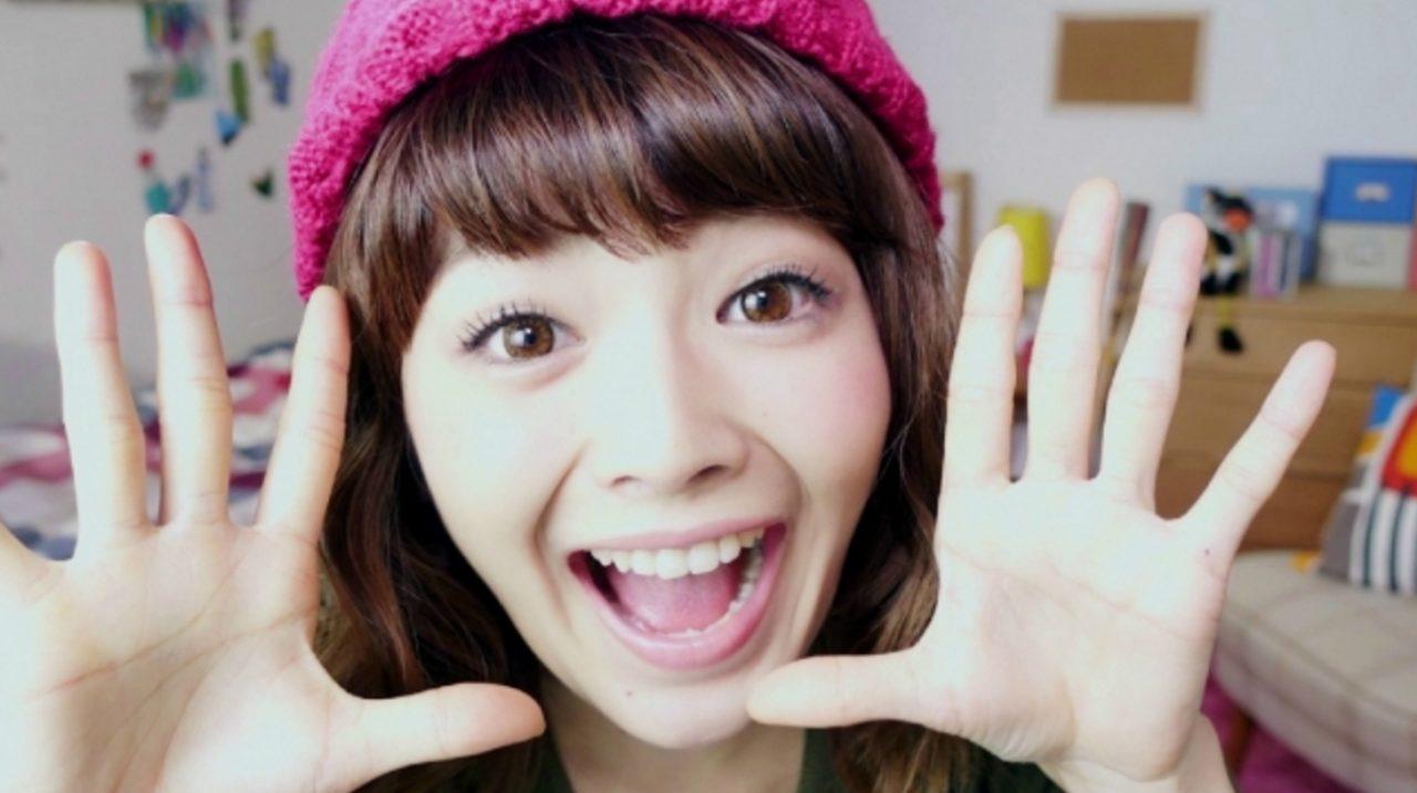 画像1: ネクストブレイク寸前!?変顔がかわいすぎる美少女「mirei」