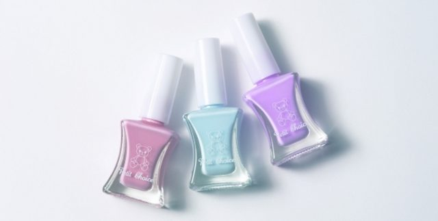 画像: (左から) ◆アンティーク インカ ローズ:ちょっぴりくすみダスティピンクは、この冬のトレンド。秋冬っぽいパステルネイルにぴったりの一色。 ◆ヴィンテージ サファイア:フレッシュな印象のアイスブルー。差し色にも使える寒色系カラー。 ◆スモーキー アメジスト:ガーリーにも大人っぽくもできるミルキーパープル。ピンクとブルー、どちらと合わせても相性がいい。