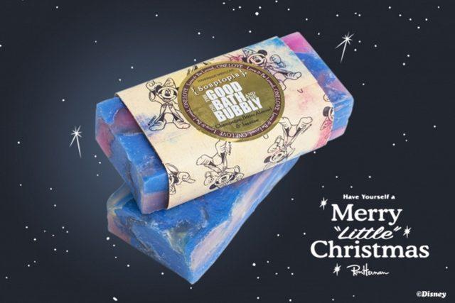 画像: ファンタジアのかわいいミッキーがパッケージに!マジカルソープの第二弾が11月28日(土)より、ロンハーマンの限定店舗で発売開始!