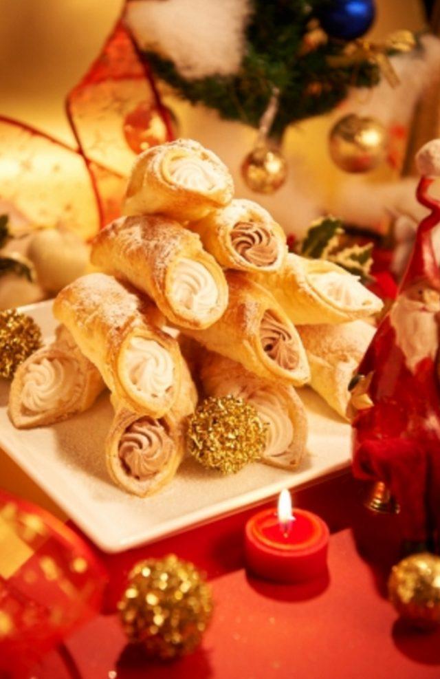 画像: シチリア発のパイ生地×クリームの食感が絶妙なドルチェ!