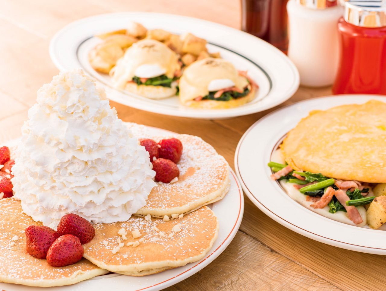 画像3: ハワイ発祥のカジュアルレストラン 『エッグスンシングス』 新店 「ラゾーナ川崎店」 をグランドオープン