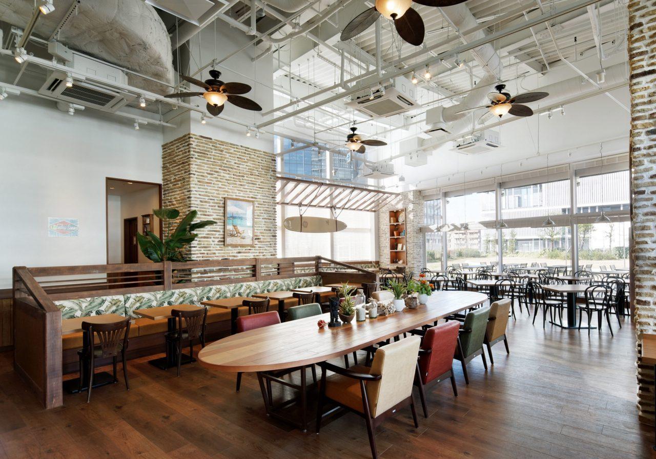 画像1: ハワイ発祥のカジュアルレストラン 『エッグスンシングス』 新店 「ラゾーナ川崎店」 をグランドオープン
