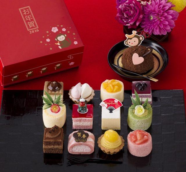 画像: 銀座コージーコーナーは12月31日より、全国の生ケーキ取扱店舗で「スイーツ初め」限定スイーツ7品を順次発売!