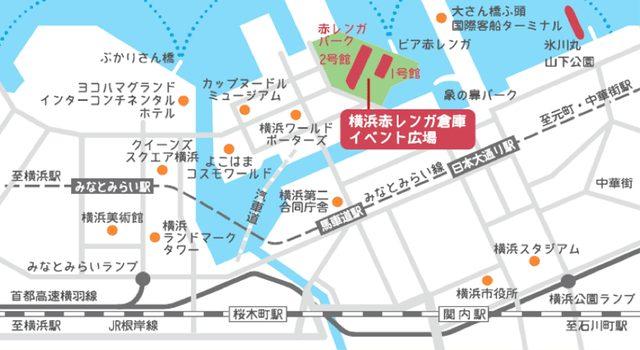 画像: Art Rink in 横浜赤レンガ倉庫 氷上のフルーツポンチ