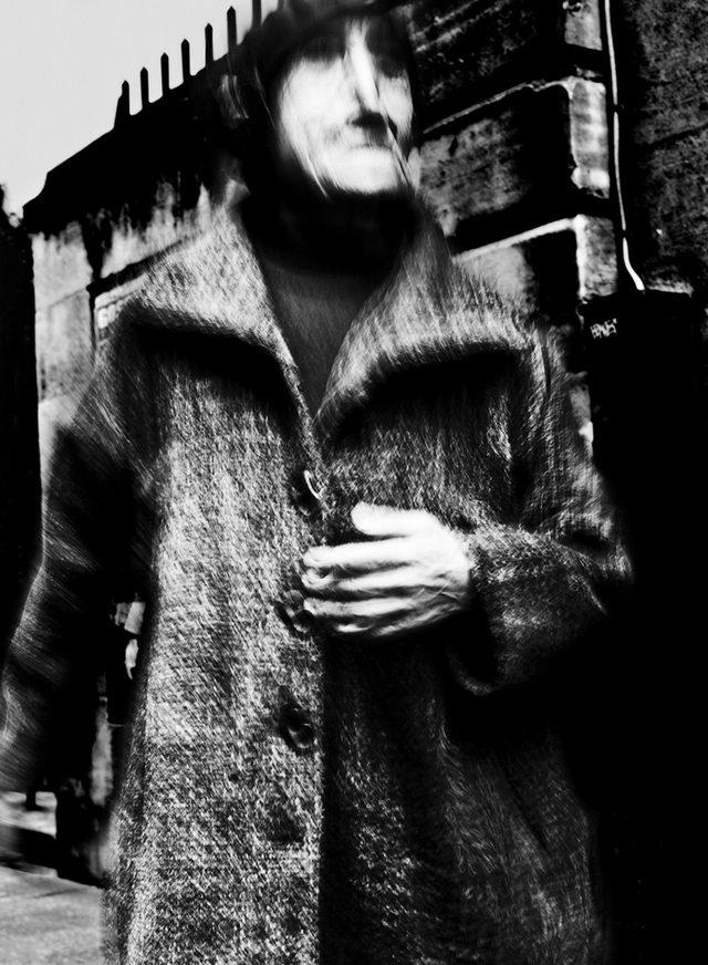 画像: ドロタ・ウルブレスカ(ポーランド、1981)《見知らぬ人》(C)Dorota Wroblewska