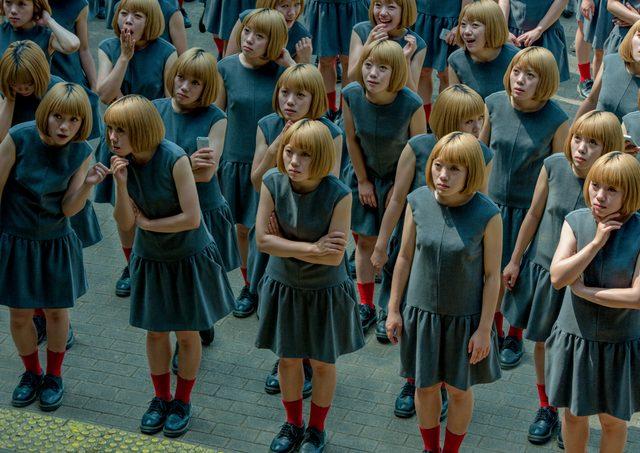 画像: 高倉大輔(日本、1983)《monodramatic / crowd》(C)Daisuke Takakura