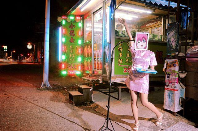 画像: シム・チャン(台湾、1983)《檳榔樹(びんろうじゅ)売りの少女》(C)Sim Chang