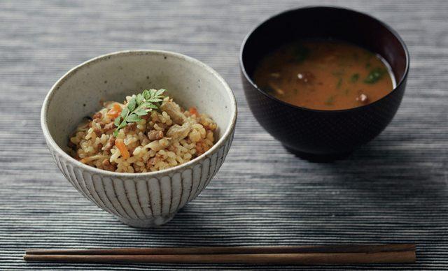 画像: 【ベジミンチ調理イメージ】炊き込みご飯