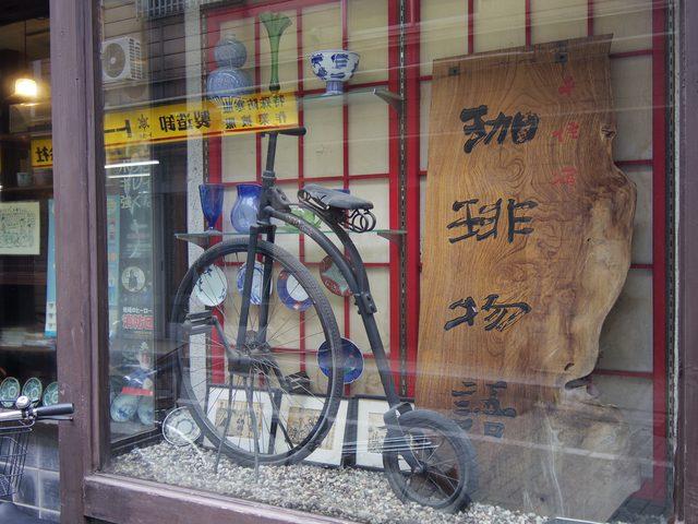 画像: タイムスリップしたかのような素敵なインテリア。 www.coffee-story.co.jp