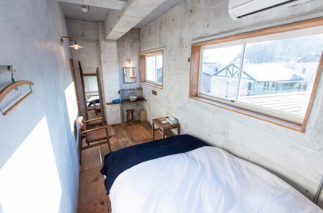 画像3: 鎌倉の街並みをとりいれた内装、新しいホテルのかたち