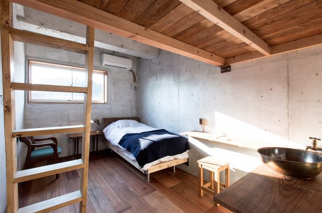画像2: 鎌倉の街並みをとりいれた内装、新しいホテルのかたち