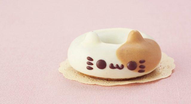 画像1: 2月22日(にゃーにゃーにゃー)「ねこの日」を記念して 新作を含む10種類の猫ドーナツを販売!