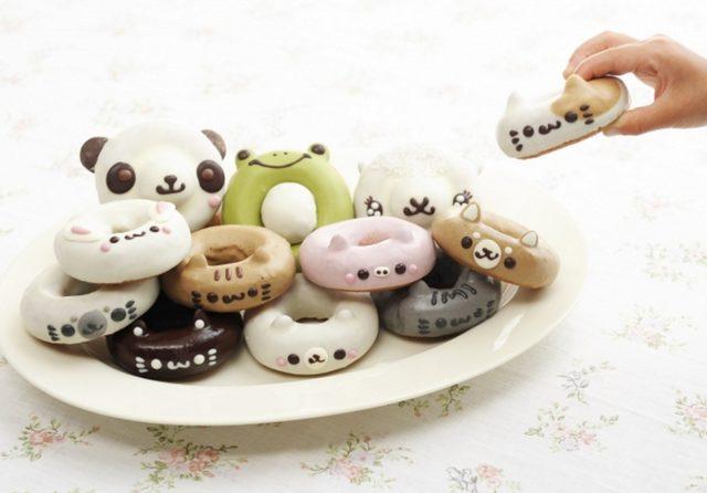 画像5: 2月22日(にゃーにゃーにゃー)「ねこの日」を記念して 新作を含む10種類の猫ドーナツを販売!