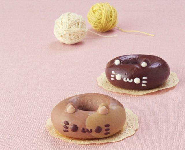 画像4: 2月22日(にゃーにゃーにゃー)「ねこの日」を記念して 新作を含む10種類の猫ドーナツを販売!