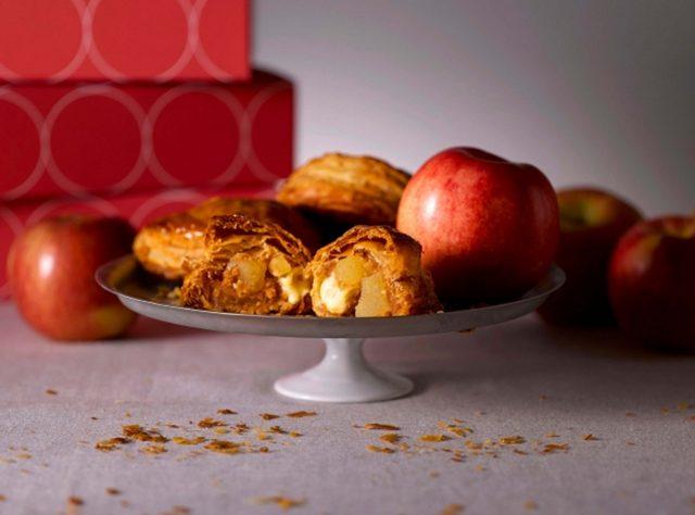 画像1: 焼きたてカスタードアップルパイについて