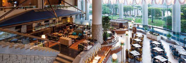 画像: グランカフェ【第一ホテル東京シーフォート】阪急阪神第一ホテルグループ