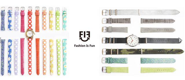 画像: その日の気分で着せ替えできるファッションブランド「FIF(Fashion is Fun)」