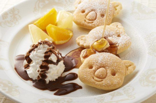 画像: 世界にここだけ!コアラのマーチパンケーキ