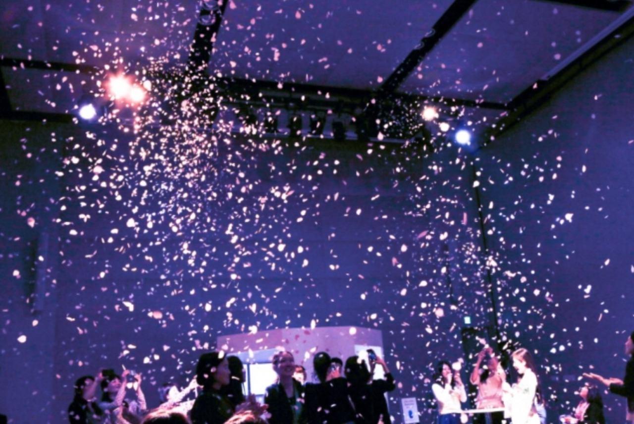 画像: SHISEIDO THE GINZA主催スプリングパーティー 「美と、花あそび。2016」今年も開催! - カワコレメディア - 女の子による 女の子のための ガールズメディア!