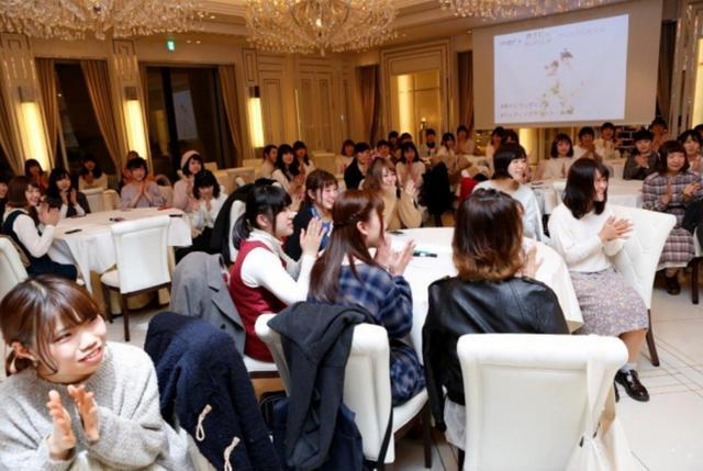画像: 青文字系女子にとって結婚式とは…?