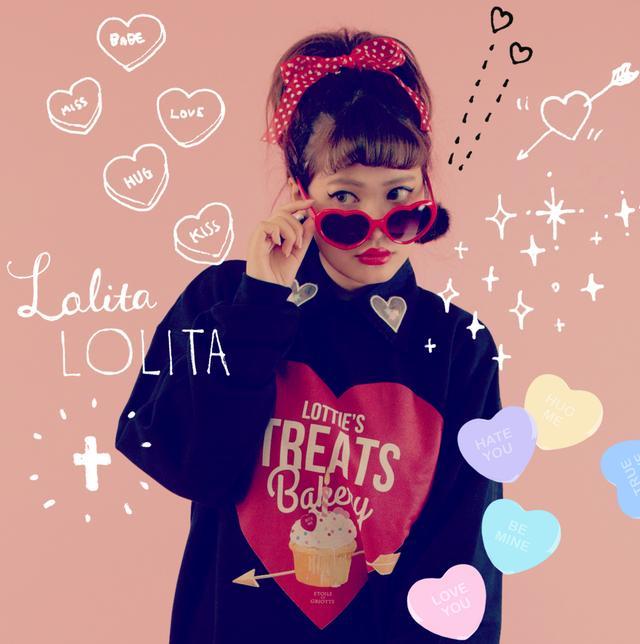画像: ■配信スタンプ Girly Lolita Stamps 全34個 アプリ内SHOPにて配信中 iPhone版 :120円/Android版:105円(税込み)