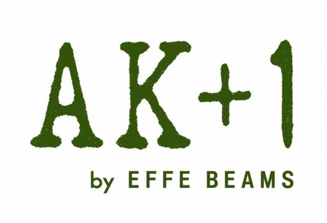 画像: モデル・亜希がプロデュース、EFFE BEAMSのカジュアルライン<AK+1>デビュー!