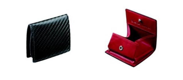 画像: ■コインケース 価格:19,300円(税込) カラー:ブラック・レッド ボックスタイプのコインケース。