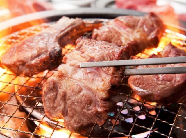 画像: 旨い肉が「あみやき」でより旨くなる