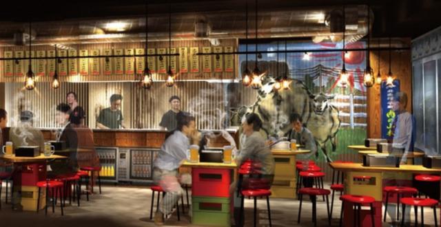 画像: 昭和のド大衆酒場っぽさが、むしろいい!