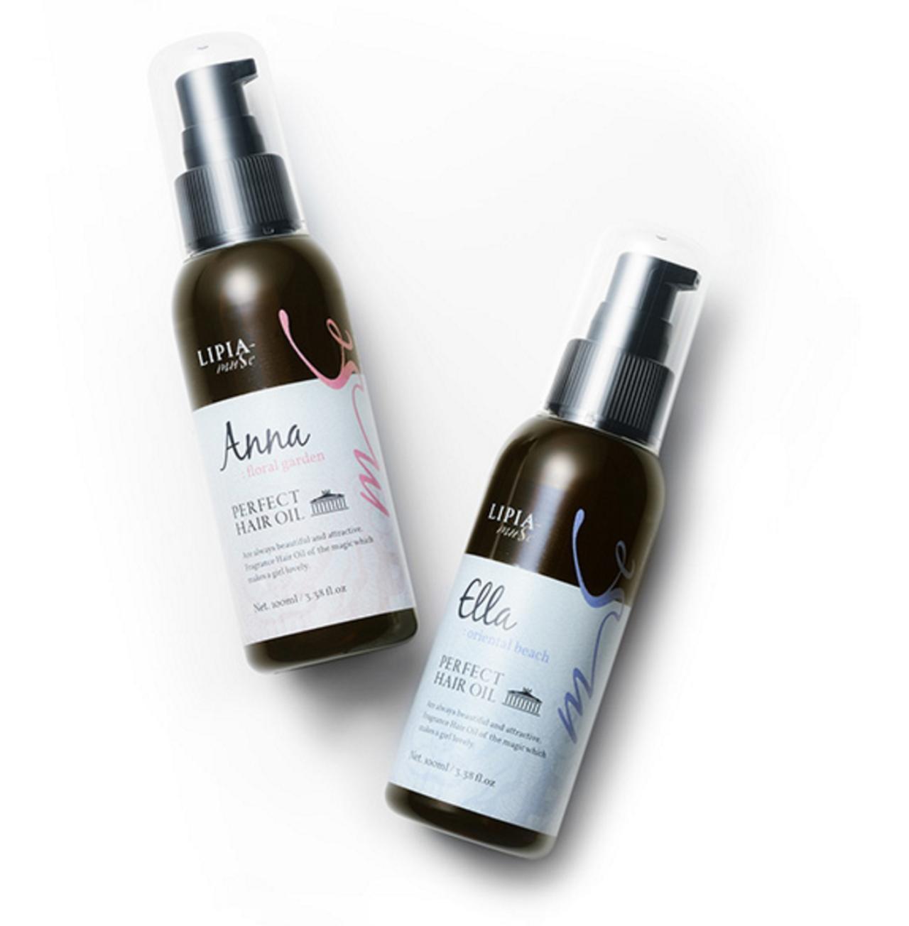画像1: 香水のようなヘアオイルが新発売