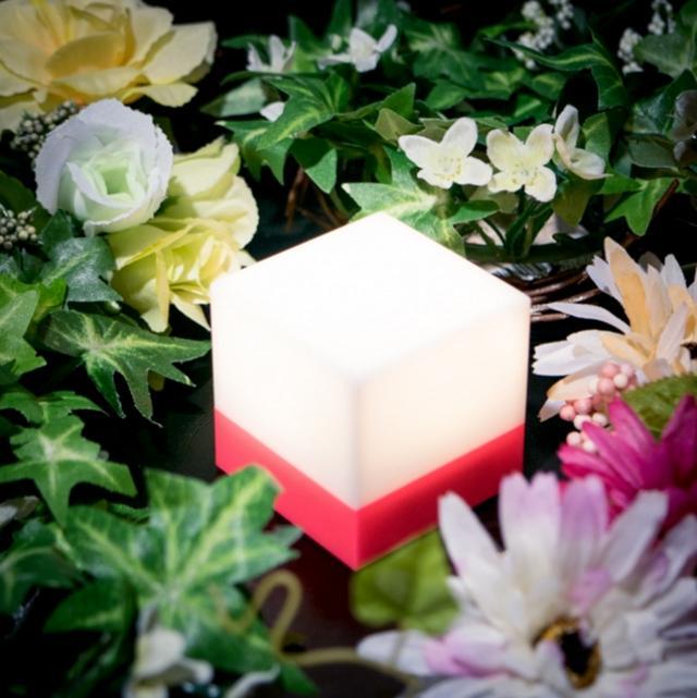 画像2: 現代版の「ミニ行燈」に春の新色登場
