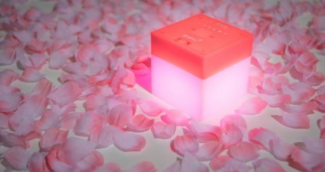 画像1: 現代版の「ミニ行燈」に春の新色登場