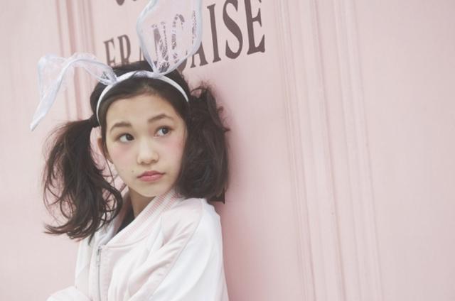 画像: 山崎カノン 生年月日:2000年9月19日(4月から高校に進学) 出身地:北海道 特技:ダンス Twitter:@dd_kanon instagram:@kanonyamazaki