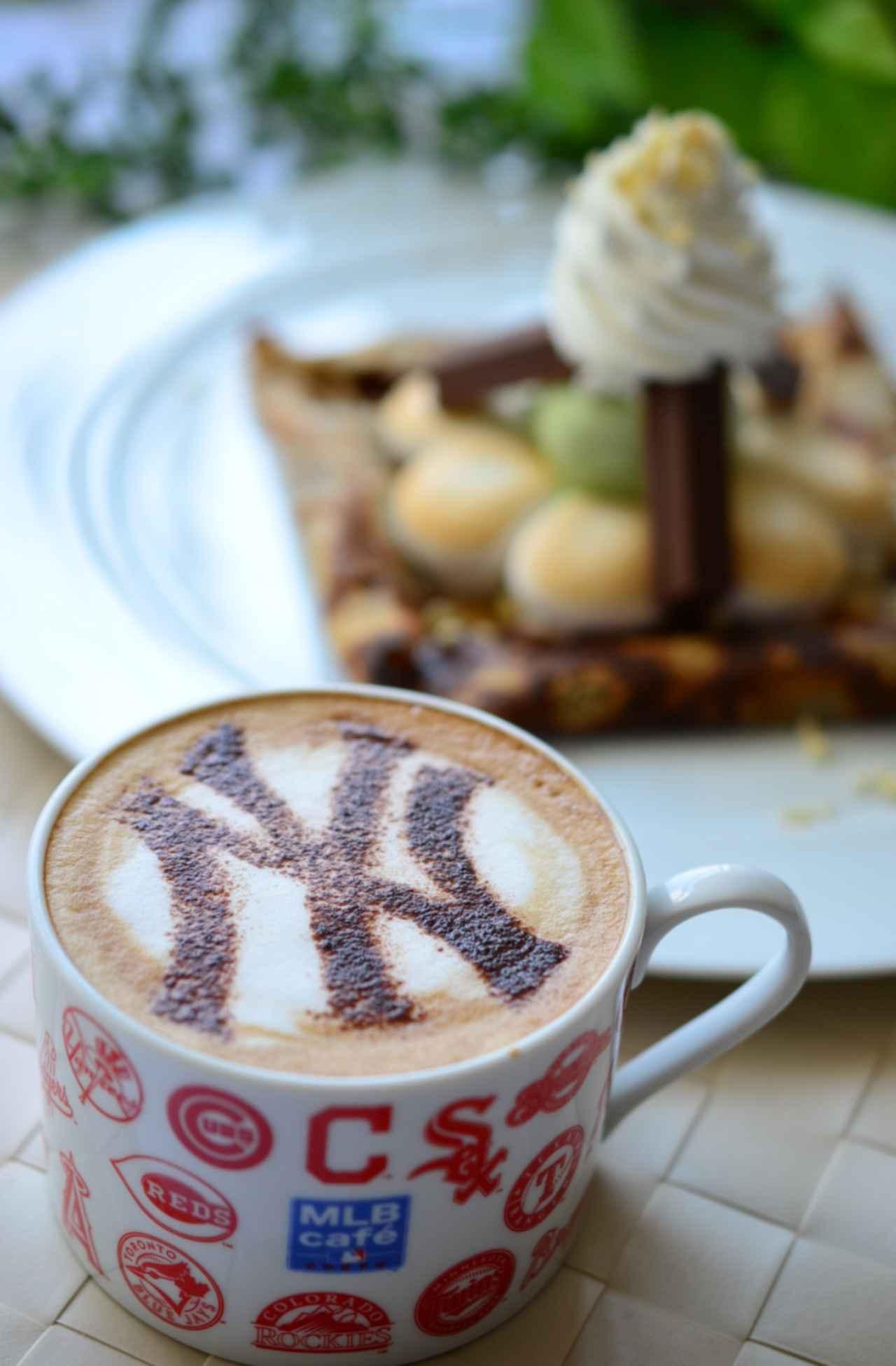 画像: MLB cafe' TOKYOにて開幕キャンペーン開催中
