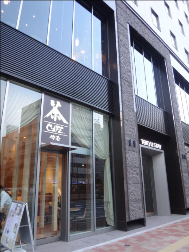 画像: 歌舞伎座の目の前、昭和通りに面しています