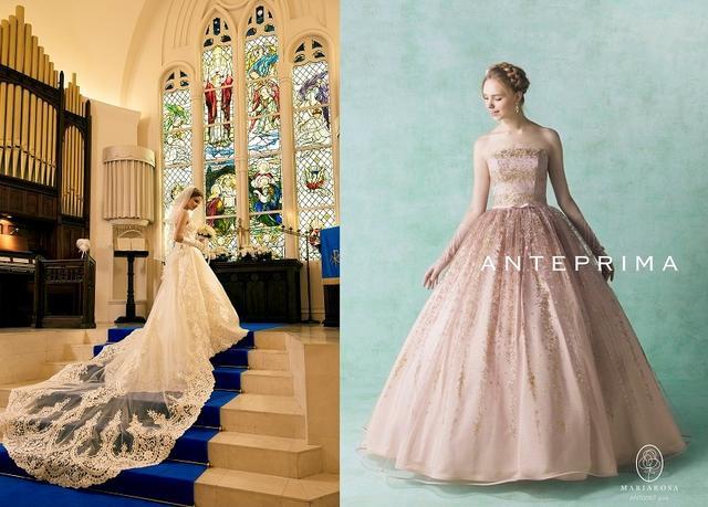 画像1: モデル「梨花」新作ドレス3型など、全24型が登場