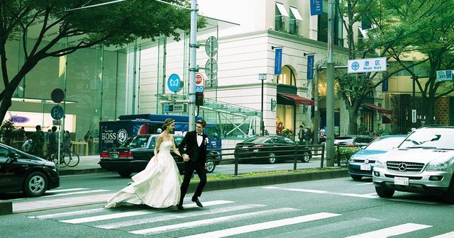 画像: 表参道の結婚式場・ウェディング 「アニヴェルセル 表参道」