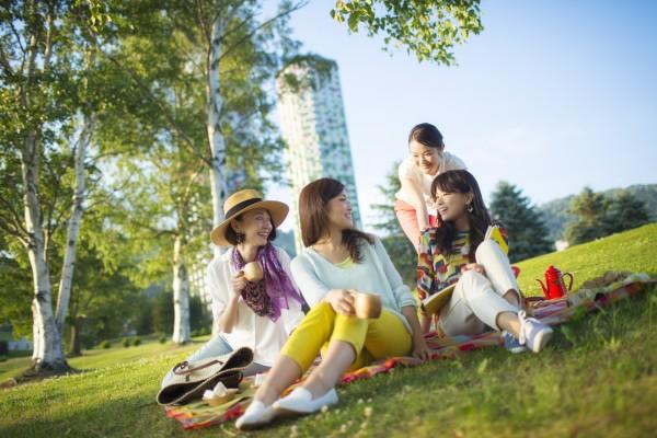 画像2: 星野リゾート トマム 新アクティビティ「トマムピクニック」開催