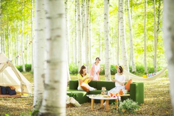 画像1: 星野リゾート トマム 新アクティビティ「トマムピクニック」開催