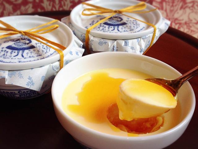 画像: カレルチャペック紅茶店の大人気プリンが復活!