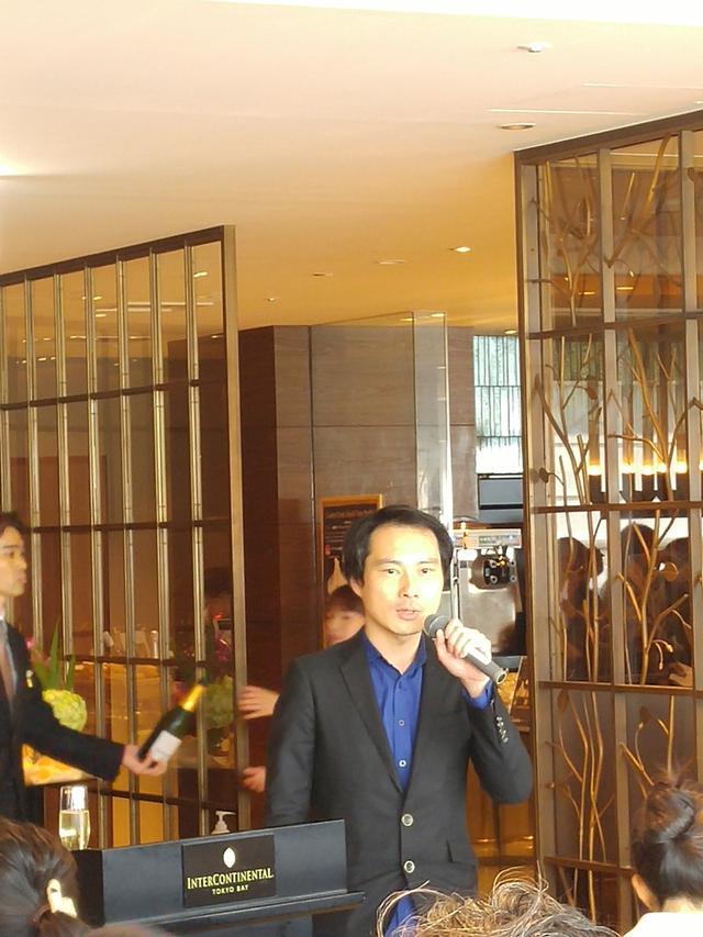 画像: TVチャンピオンでもおなじみのグルメジャーナリスト東龍氏。