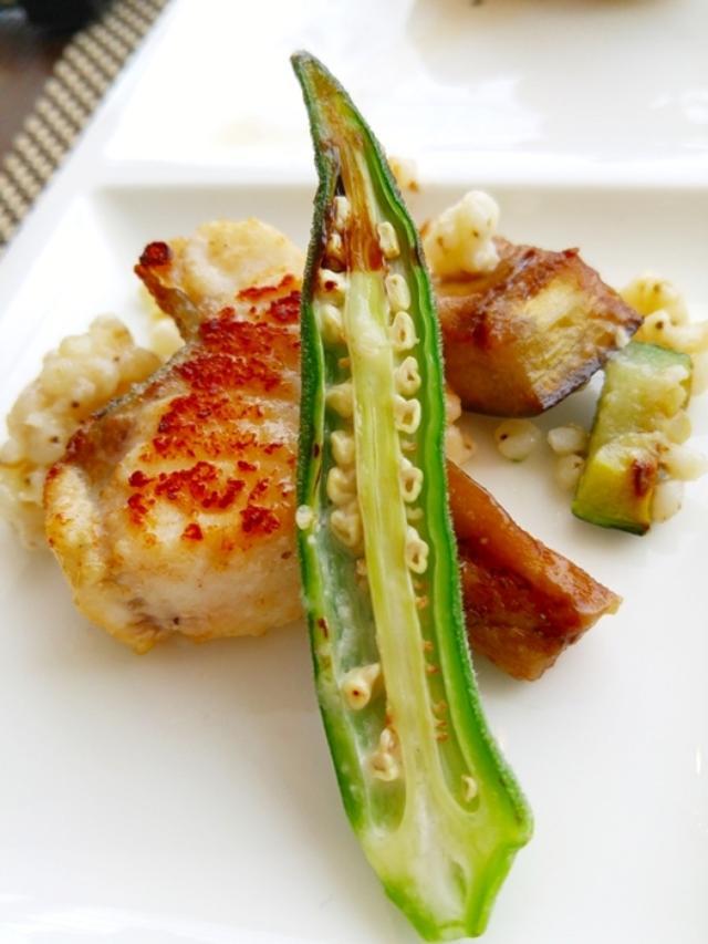 画像6: さっそく伊勢志摩の食の魅力あふれるブッフェ台へ♪