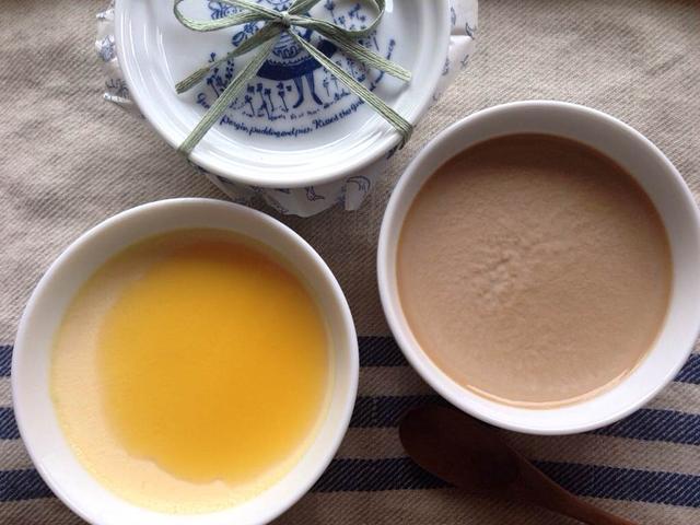 画像: 2種類のプリンは、吉祥寺本店限定です。 吉祥寺のお土産に、紅茶専門店特製のプリンで至福のティータイムを。