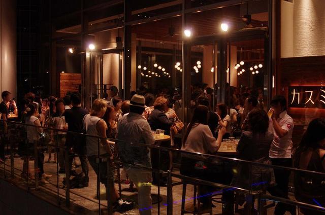 画像2: 蛇口からビール?!フード食べ放題&持込OK!「酒フェスクラフトビール」全国各地での開催が決定!