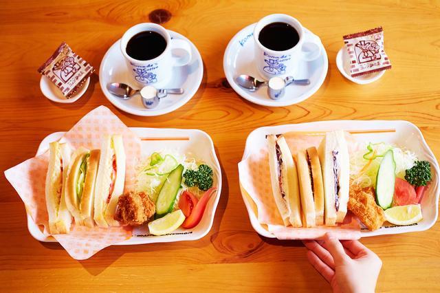画像1: 「昼コメプレート」 コメダ珈琲店からお昼の新提案!