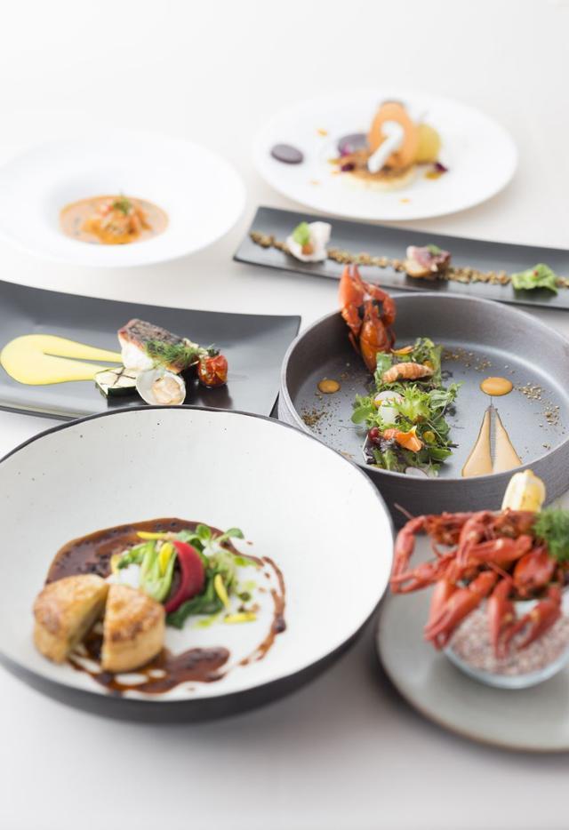 画像1: 現代北欧料理レストラン『アクアヴィット』の「クレイフィッシュ・フェア」