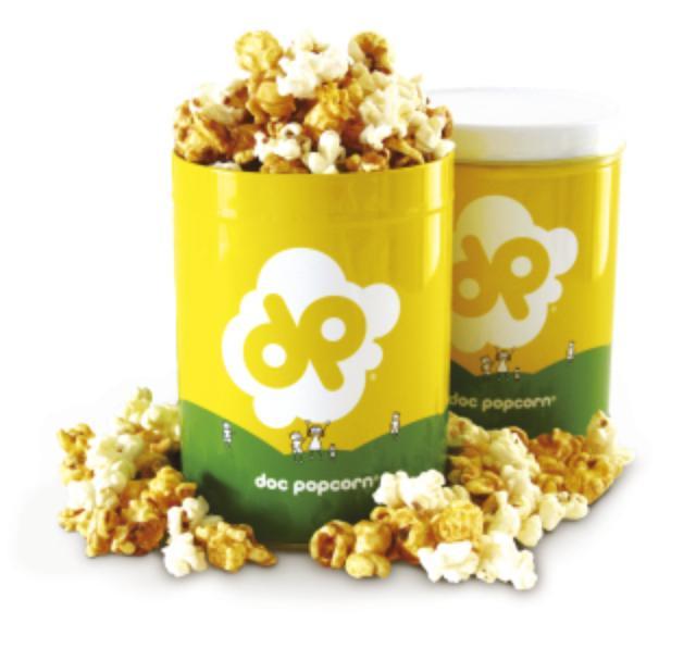 画像: Doc Popcorn