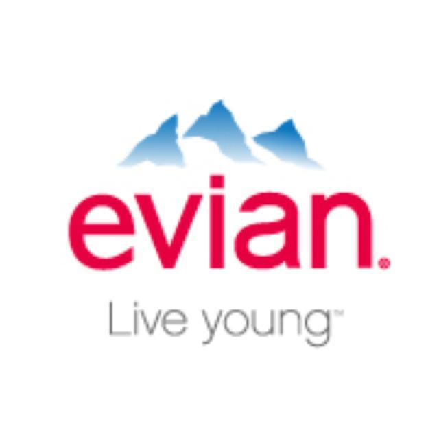 画像: エビアン -evian- 公式ウェブサイト